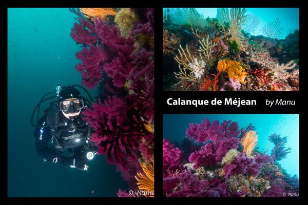 Calanque de Méjean